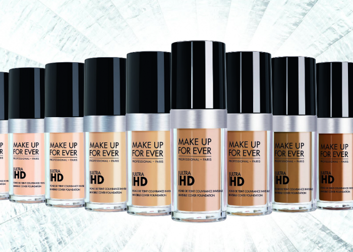 MakeUpForEver ULTRA HD Foundation