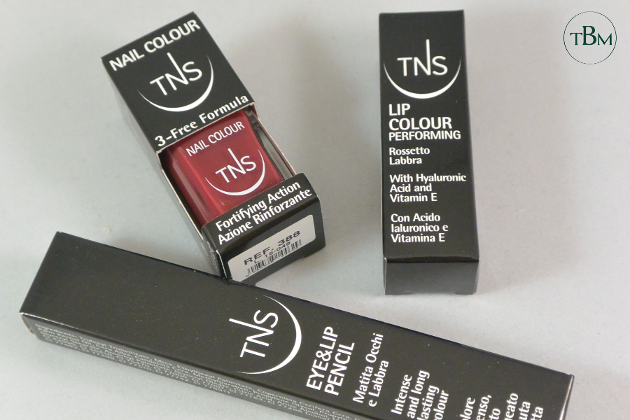 TNS Red Vanity Make UP