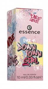 Essence Urbaniced fragrance Downtown Girl