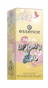 Essence Urbaniced fragrance Uptown Girl