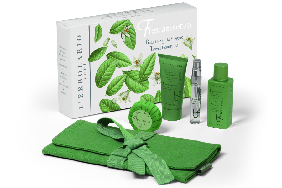Beauty set Frescaessenza