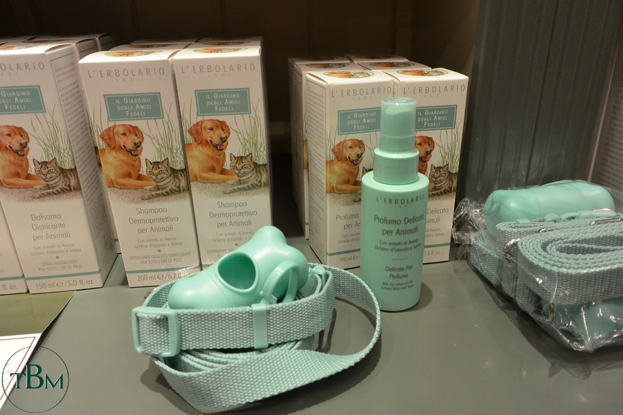 L'Erbolario profumo per animali