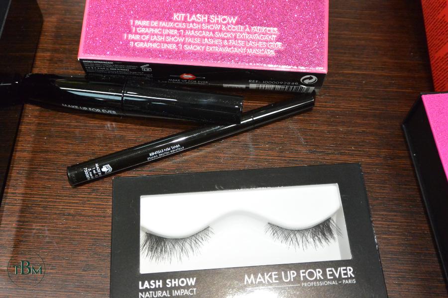 lash show kit