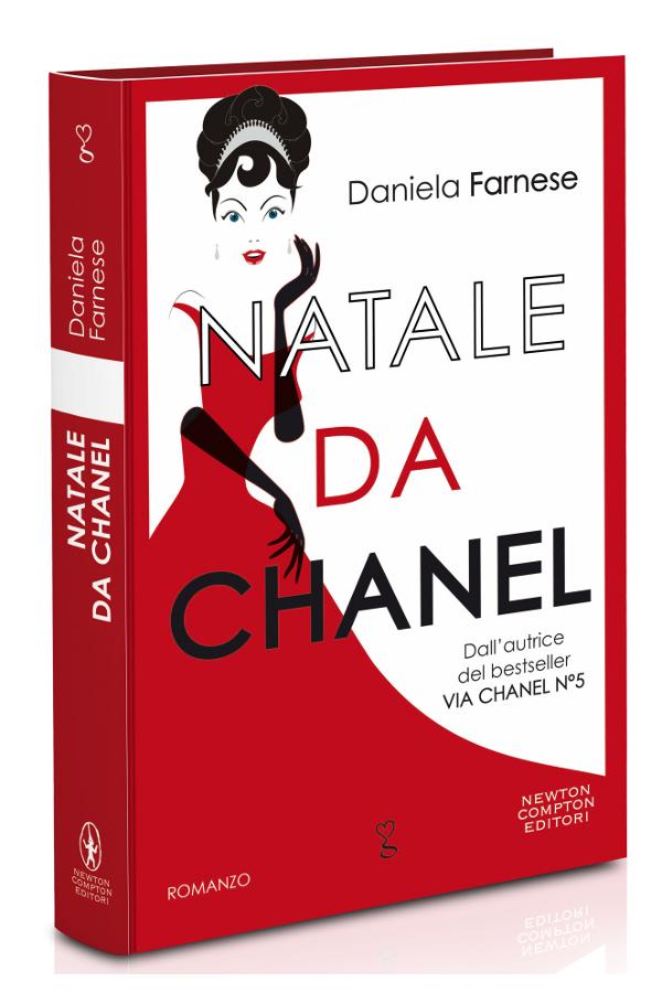 Daniela Farnese - Natale da Chanel