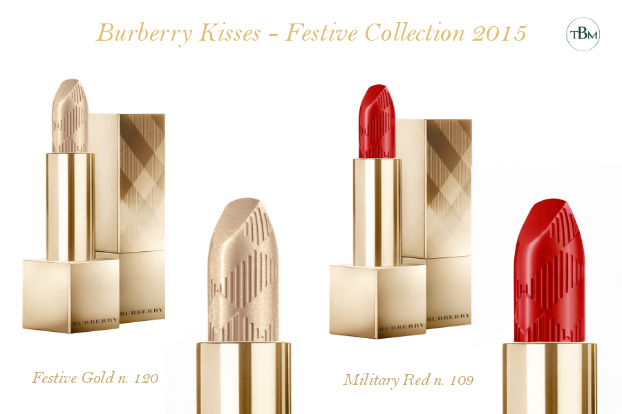 Burberry Festive Collection 2015