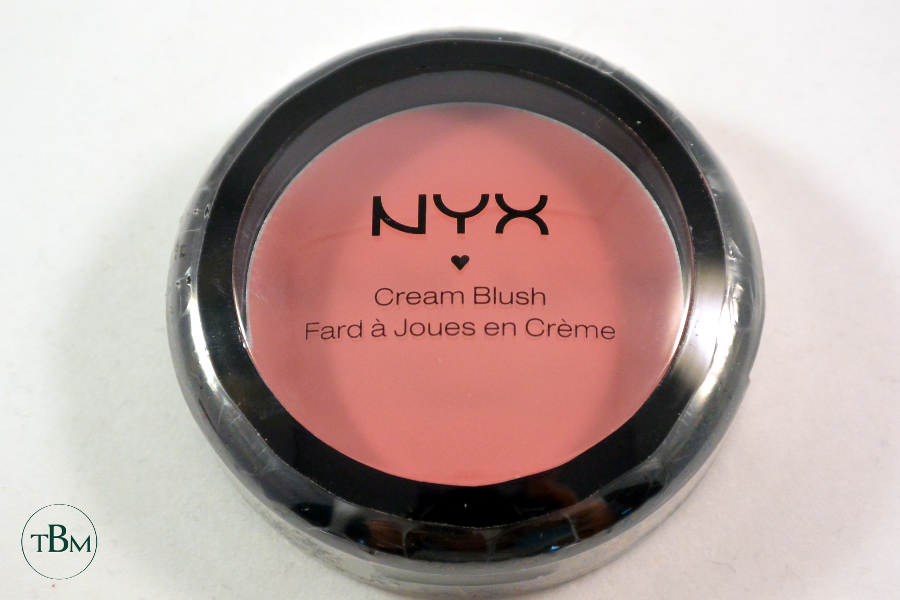 NYX giveaway blush