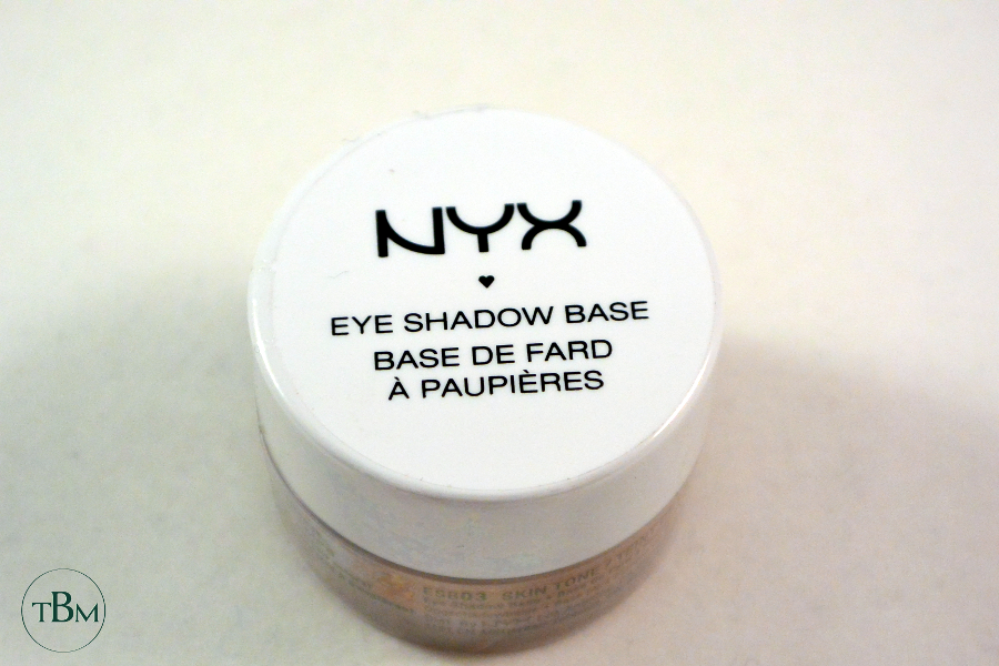 NYX giveaway eyeshadow base