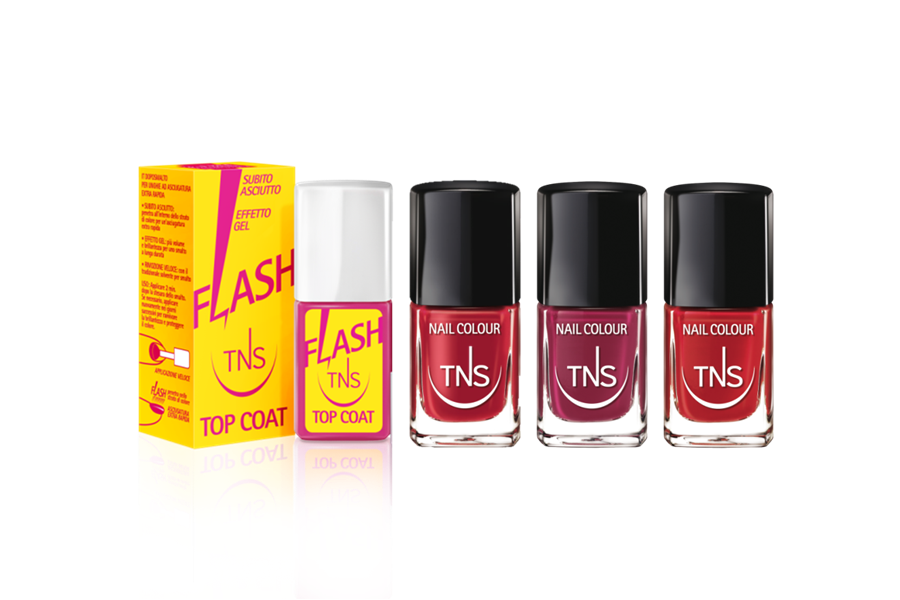 TNS Golden Beauty Box nailpolish