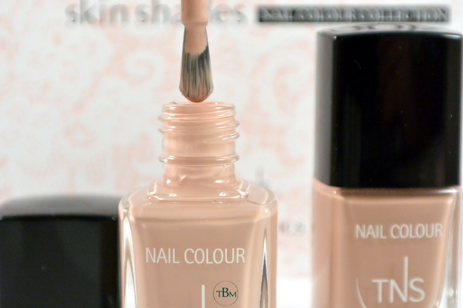 TNS Cosmetics Nude Look