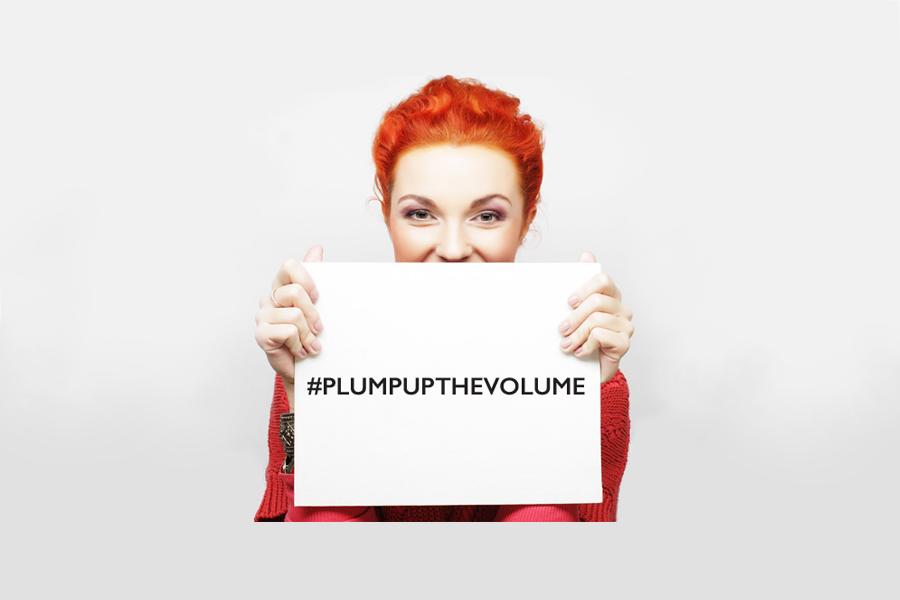 #plumpupthevolume