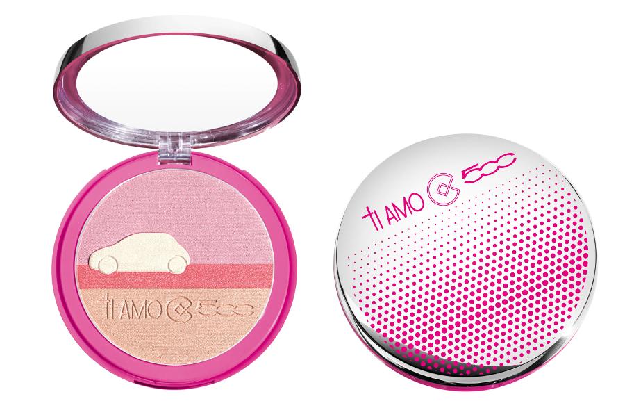 Ti Amo 500 - strobing look rosa
