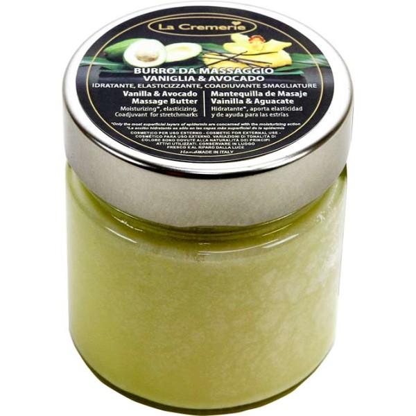 LaCremerie - burro corpo vaniglia avocado