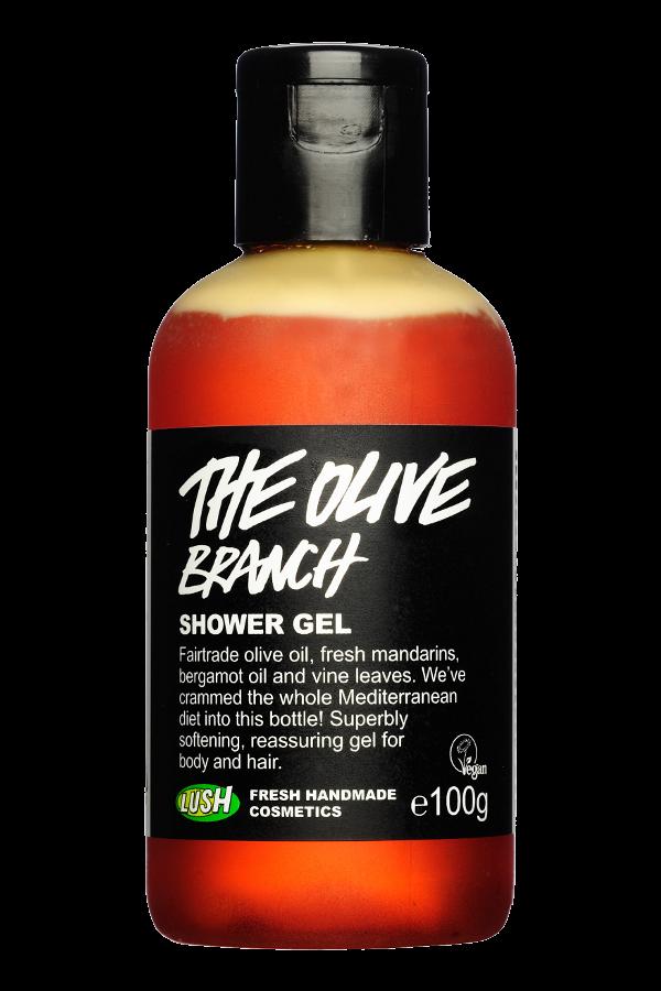 Lush Olive Branch