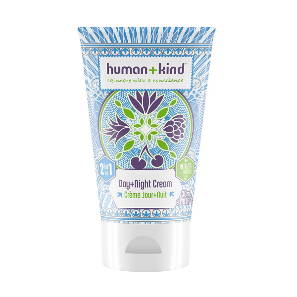 Human+Kind day and night cream
