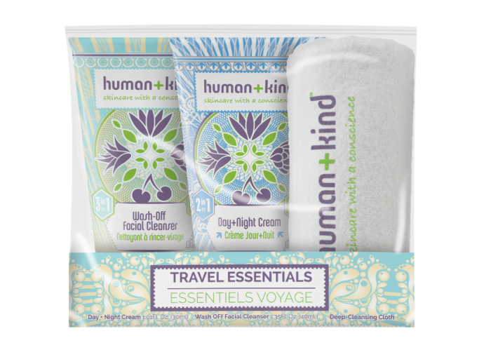 Human+Kind travel essentials