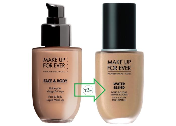 MakeUpForEver Water Blend