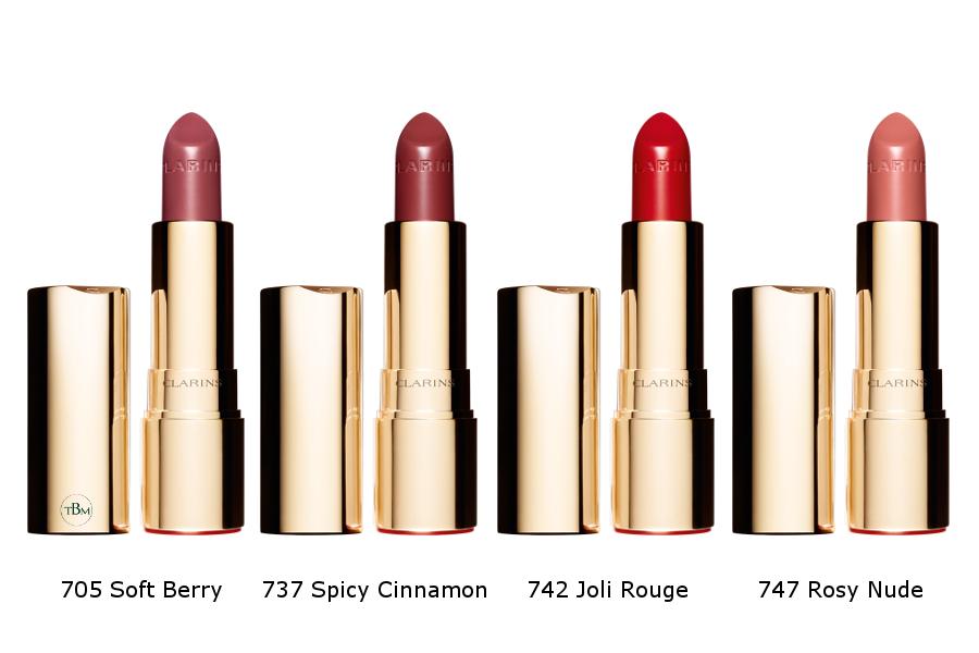 Clarins makeup autunno 2016 labbra