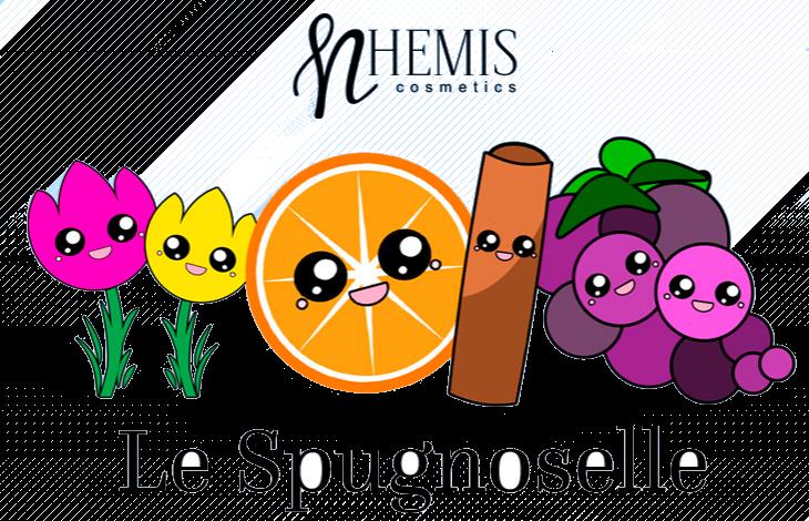 Le Spugnoselle Nhemis Cosmetics