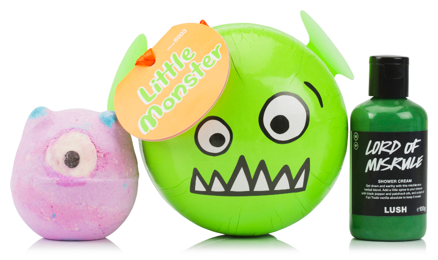 Lush Halloween 2016 - Little Monster gift