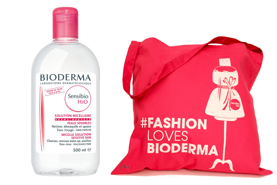 Bioderma alla Milano Fashion Week