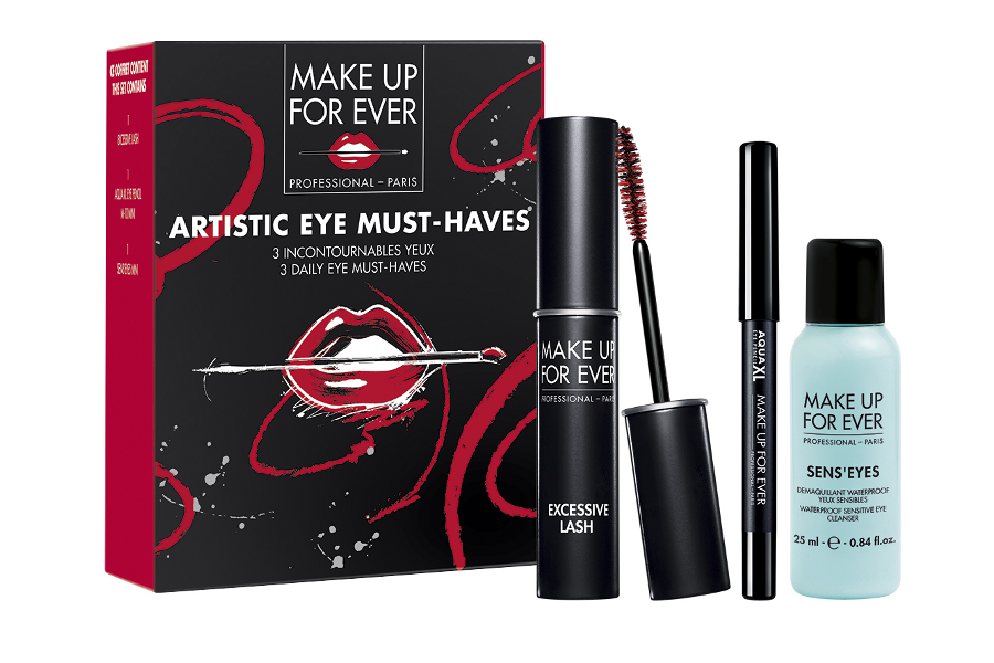 artistic eye must-haves kit