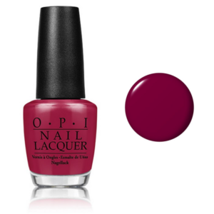 OPI Washington DC NL W63 - OPI by Popular Vote