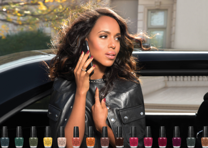 OPI Washington DC TheBrunetteMix