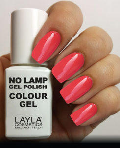 Layla NoLamp 16 rich coral