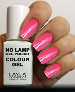 Layla NoLamp 21 fluo pinky