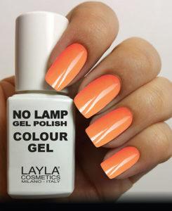 Layla NoLamp 22 fluo orangy