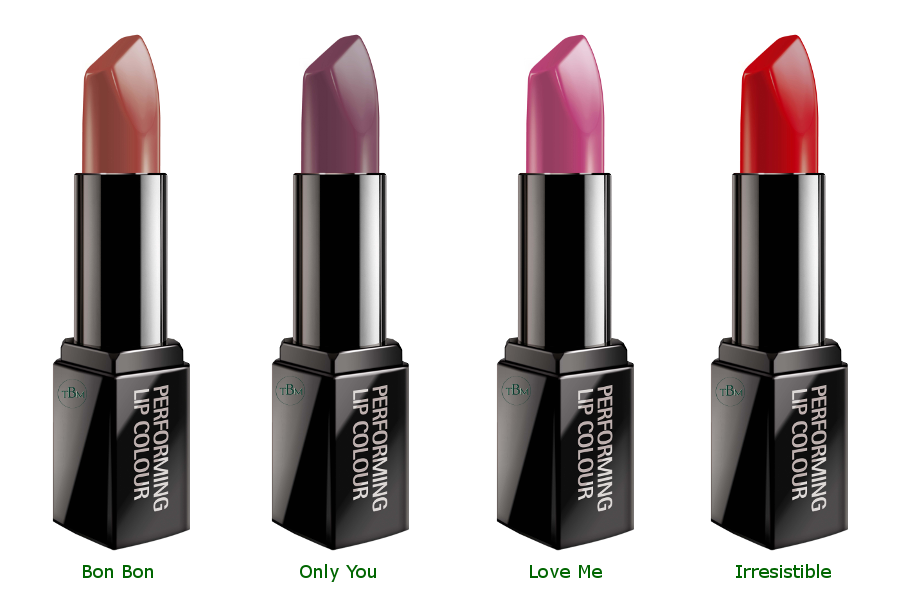 Sweet Temptation Lipsticks