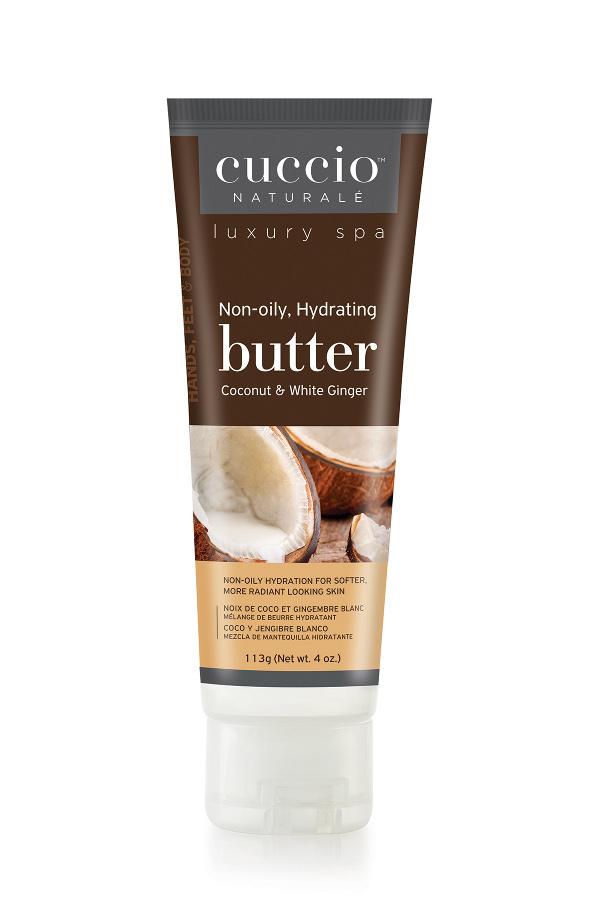 Butter Blend Cuccio - Cocco e Zenzero