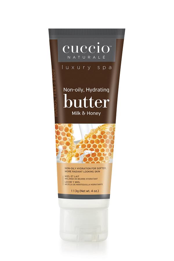 Butter Blend Cuccio - Latte e Miele
