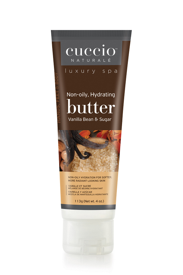 Butter Blend Cuccio - Vaniglia e Zucchero