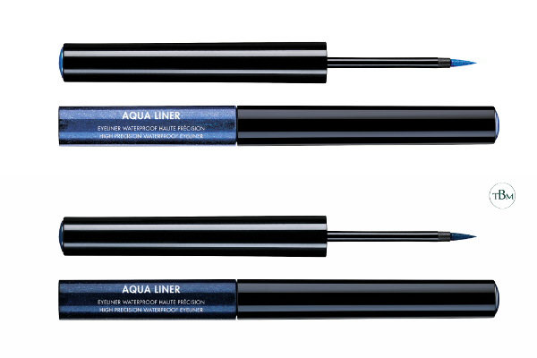 Make Up For Ever blue aqua liner