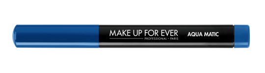Make Up For Ever blue aqua matic