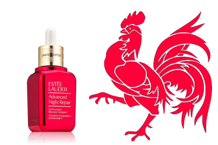Estée Lauder Advanced Night Repair Red Rooster