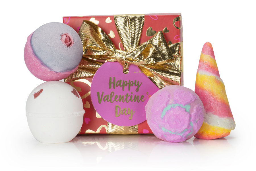 Lush San Valentino 2017 - happy valentines day