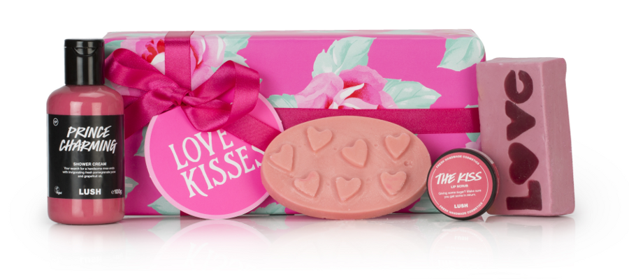 Lush San Valentino 2017 - love and kisses