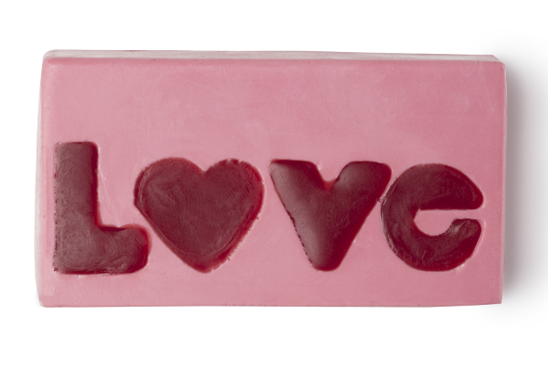 Lush San Valentino 2017 - love you lots soap