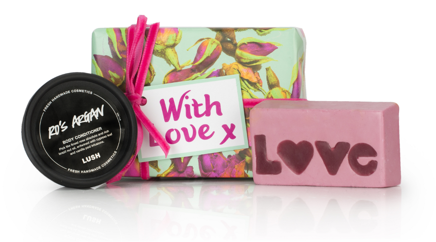 Lush San Valentino 2017 - with love