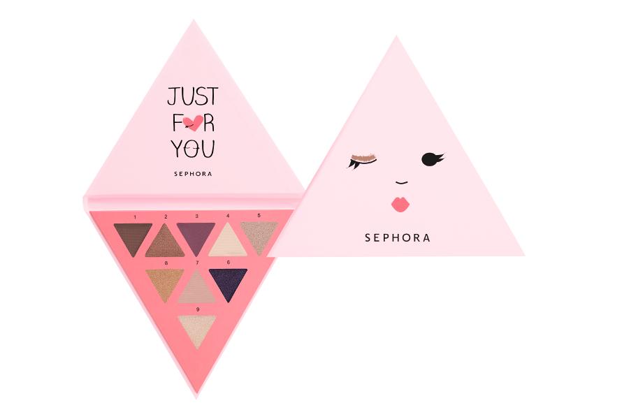 Sephora love love love - Hello Lovely palette