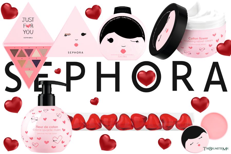 Sephora Vasca Da Bagno.Sephora Love Love Love Per San Valentino The Brunette Mix