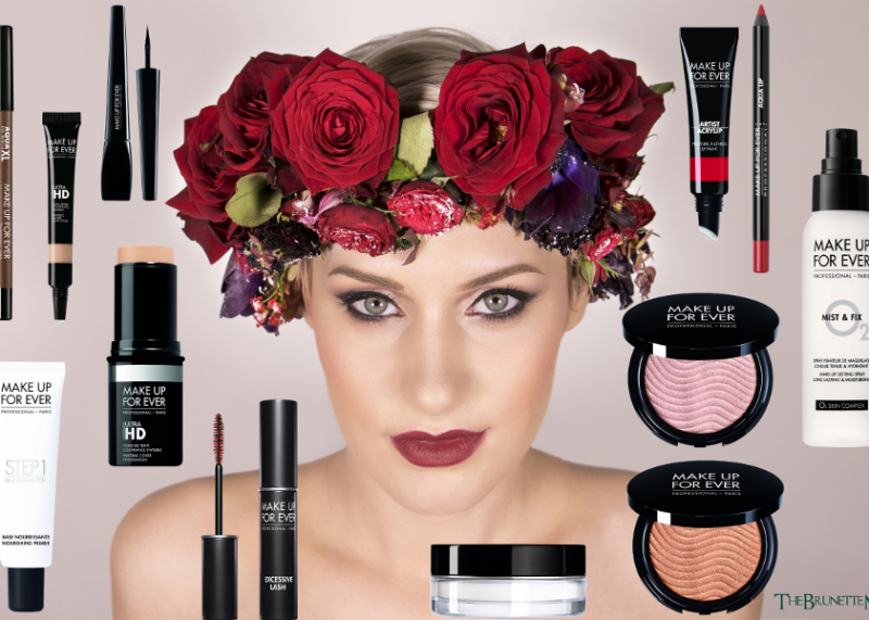 Make Up For Ever San Valentino 2017