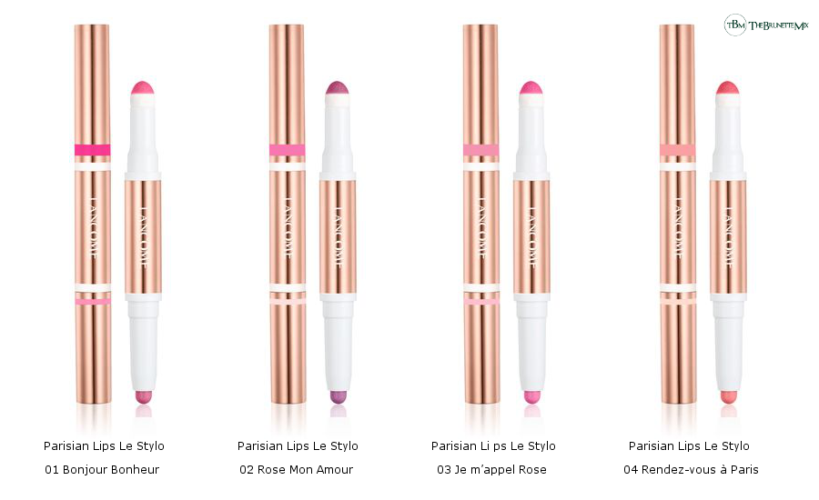 Lancôme Absolutely Rôse - Parisian Lips Le Stylo