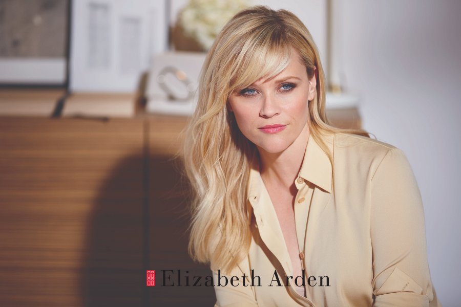 Reese Witherspoon for Elizabeth Arden