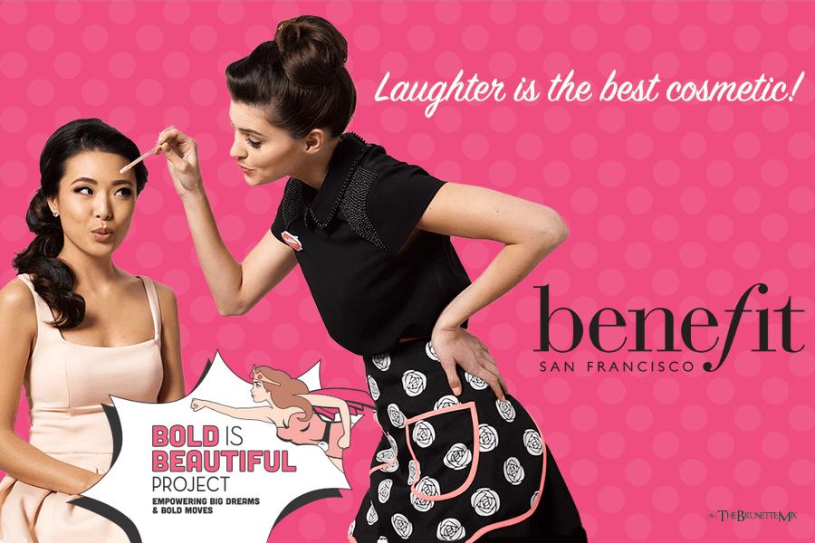 Benefit Bold is Beautiful