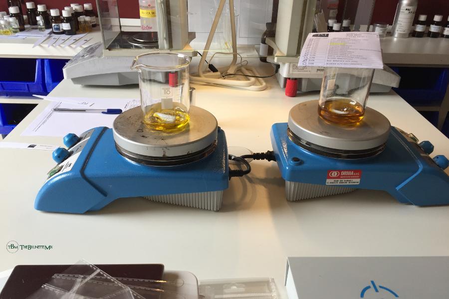 Atelier Fragranze Milano agitatori magnetici termici