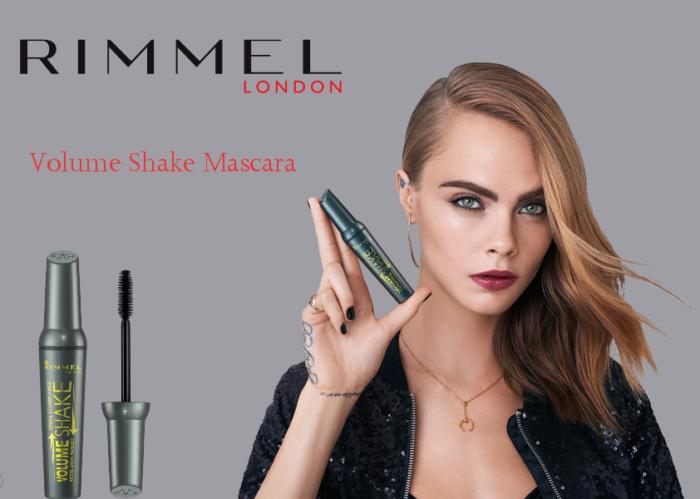 Rimmel Volume Shake Mascara