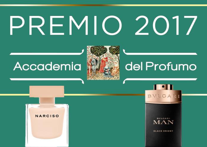 vincitori premio accademia del profumo 2017